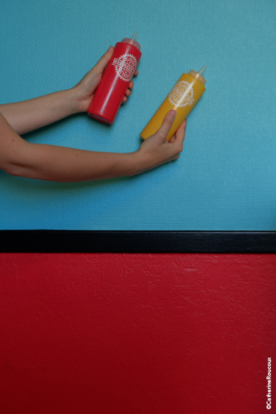 Ketchup ou Moutarde ? Angèle Ethuin Designer d'intérieur & Coloriste