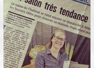 LA PRESSE EN PARLE… Merci le Courrier Picard !